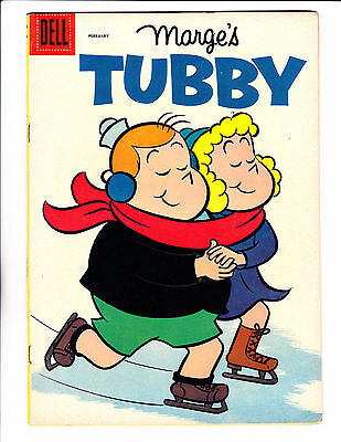 Marge's Tubby  No.44    : 1961 :   : Ice Skating Cover! :