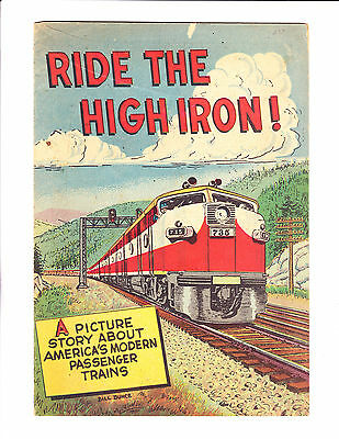 Ride The High Iron!     : 1950s? :     : Giveaway! :