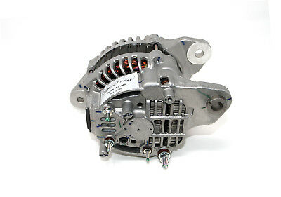 Volvo Penta Alternator 12V 115-Amp w/V-Pulley
