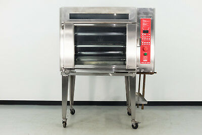 Used Hardt Inferno 3000 Gas Rotisserie Oven