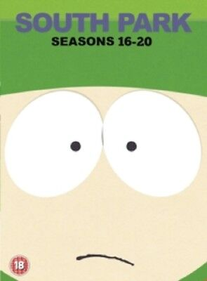 South Park Season 16 17 18 19 20 Series Sixteen to Twenty Region 4 DVD Box Set
