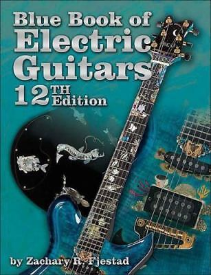 Blue Book of Electric Guitars Price Identification Guide 12th Edition GC