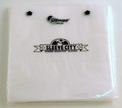 7 Inch Diskeeper 45 Inner Record Sleeve (100 Pack)