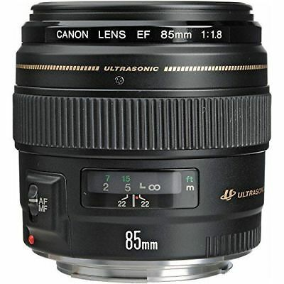 Canon Lens EF 85mm f/1.8 USM 2519A003 FREE SHIPPING