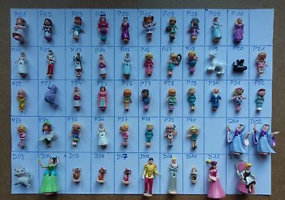 Figurines perso officiels Polly Pocket Vintage 90's Bluebird Toys Disney figures