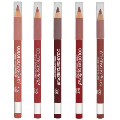 MAYBELLINE COLOR SENSATIONAL LIP LINER PENCIL - various shades-