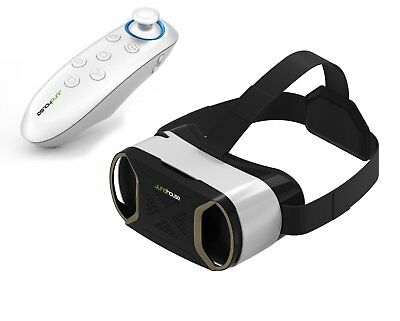 JUNEHOUSE Virtual Reality VR Headset for Apple and Android Smartphones 4.7..