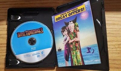 Hotel Transylvania 3 ( Blu-Ray Only) NO DIGITAL CODE NO 4K HD