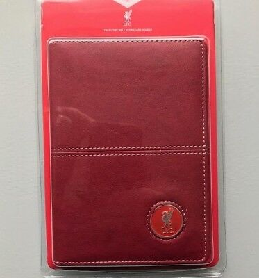 Liverpool Fc Executive Golf Scorecard Holder.