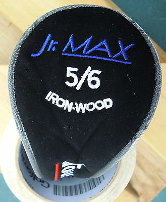Tour Edge Junior Max 5/6 IRON-WOOD FwY - Hybrid Head Cover - Very Good Condition