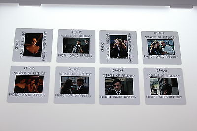 CIRCLE OF FRIENDS - 8 press kit slides Chris O'Donnell Minnie Driver