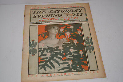 Antique December 6, 1902 The Saturday Evening Post Magazine - R. Kipling