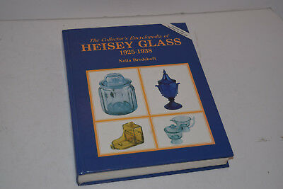 The Collector's Encyclopedia of Heisey Glass - 1925-1938 - N. Bredehoft