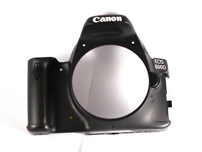 Genuine Canon Digital DSLR 600D Front Cover Housing Frame Replacement part