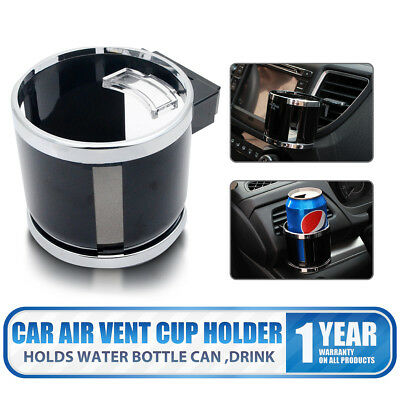 Universal Car Air Vent Water Bottle Can Drinking Cup Holder Stand Bracket Mount