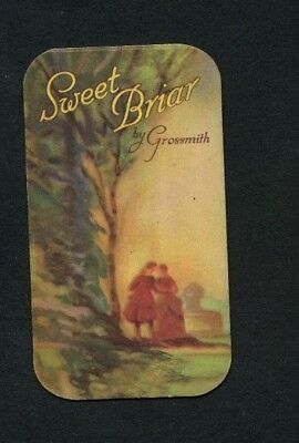 """Perfume Card ,""""Sweet Briar""""by Grossmith,In Aid of Funds  for Childrens Outing."""