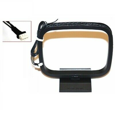 ORIGINAL Authentic Sony Loop 3 PIN AM Antenna For Audio Receiver Systems