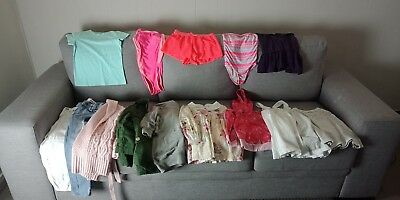 Mixed Girl Clothing Sizes From 4 To 5