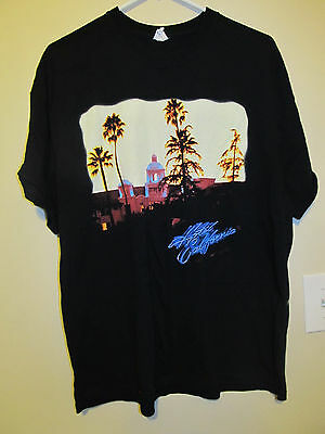 2014 Eagles Hotel California tour shirt - Adult X-large