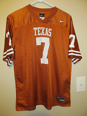 NWOT TEXAS LONGHORNS Youth Boys Sweater Sweat Shirt Size M Medium 7 ... c0265430e