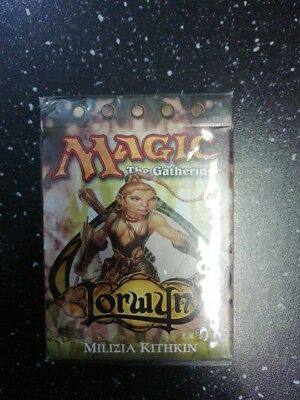MTG Mazzo Tematico LORWYN - MILIZIA KITHKIN ITA Magic the Gathering