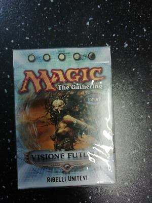 MTG Mazzo Tematico VISIONE FUTURA - RIBELLI UNITEVI ITA Magic the Gathering