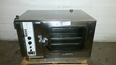 Combitherm HUD610 Counter Top Steamer Convection Oven 208-240v 3 Phase Tested