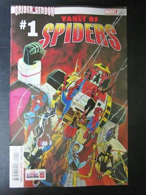 Vault of Spiders #1 - December 2018 - Marvel Comics # G85