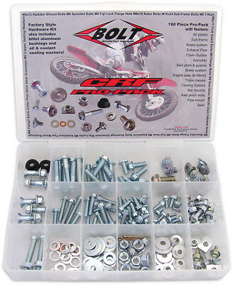 Honda CR/CRF 2000-2019 Bolt Complete Pro Pack - 2 & 4-Stroke CR CRF Off-Road MX