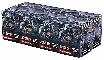 NECA D&D Icons of the Realms: Miniatures Booster Brick, Set of 8, Monster Men...