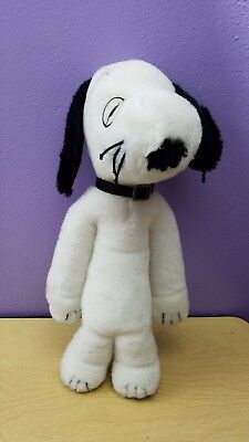 """Vintage 12"""" Peanuts Spike, Snoopy Brother with Collar No Hat 1975"""