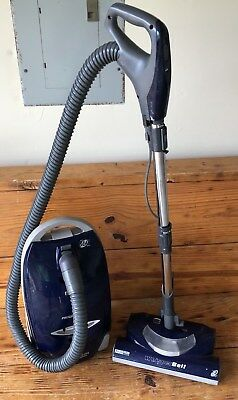 Kenmore 116 Progressive True HEPA Filter 360 Canister Vacuum Cleaner w/Tools