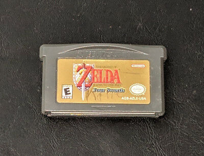 Legend of Zelda: A Link to the Past (Nintendo Game Boy Advance, 2002) Cartridge