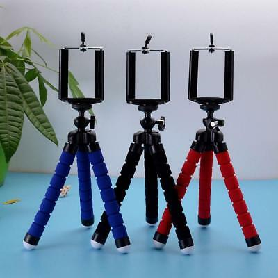 Universal Octopus Stand Tripod Mount Holder for Samsung iPhone Cell Phone