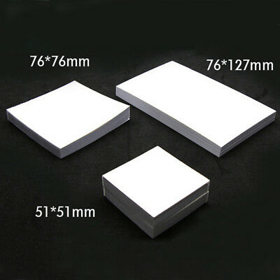 50 Sheets dental disposable mixing pads bounded on 2 side dycal root HU