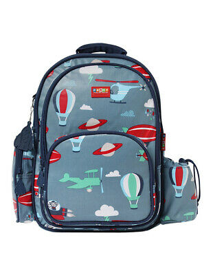 NEW Penny Scallan Large Backpack Space Monkey Blue