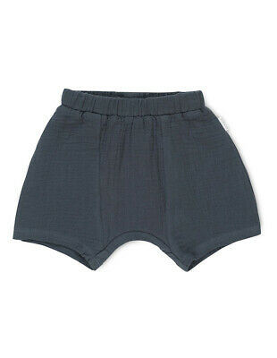 NEW Bonds Cheesecloth Short Charcoal