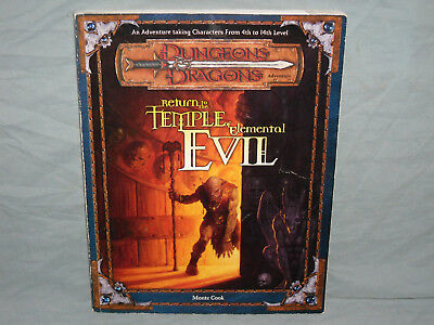 D&D TEMPLE OF Elemental Evil Bits - Replacement Cards - $8 40