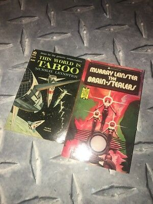 The Med Series By Murray Leinster 1983 Paperback 599 Picclick