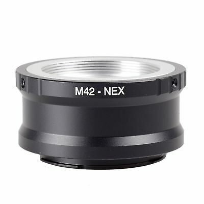 M42 to Sony E mount Adapter Screw Lens NEX a5000 A7 A7R A7II A7MII