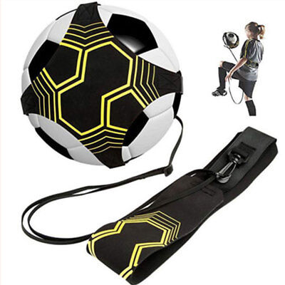 Kick Soccer Football Trainer Practice Train Aid Soccer Return Accessory  For Adu
