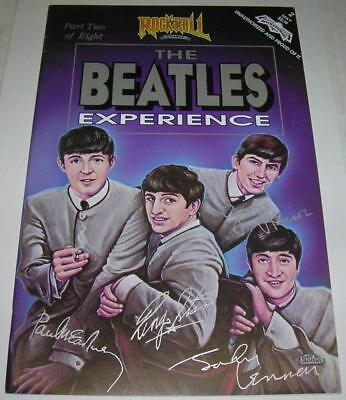 THE BEATLES EXPERIENCE #2 (Revolutionary Comics 1991) RARE 1st PRINT (VF-)