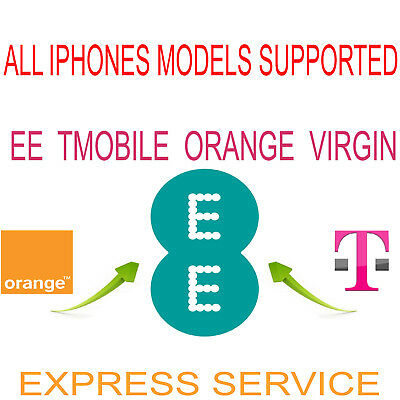 Iphone 7 7 Plus 6S Plus 6S 6 5S 5C 5 4S Unlock Code Service Uk Ee Tmobile Orange