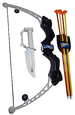 "18"" Kids Archery Bow and Arrow Target Game Set,"