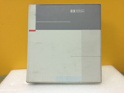 Hp agilent 3561a dynamic signal analyzer – jimmy's junkyard.