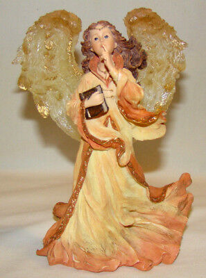 Boyds Charming Angel Christiana Guardian of Secrets #28228 - NIB 2002