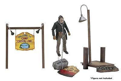 Friday the 13th - Camp Crystal Lake Accessory Pack By NECA