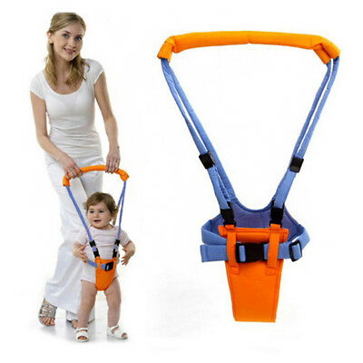 Toddler Safety Harness Baby Walking Learning Belt Assistant Leash Strap Harness