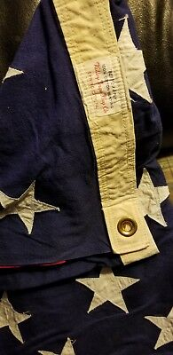 valley forge american flag