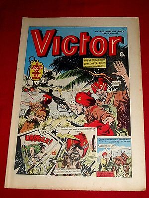 Bombay Mountain Battery In Burma   Ww2 Cover Story  Victor Comic 1977